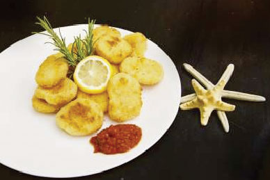 Surimi Crab Nuggets